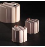 Pavoflex® Silicone Mould | 54 RIDGED CYLINDER (Rigo Mignon)