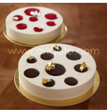 ENTREMETS MOULDS | ROUNDS 20 CM