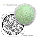 Crystal Candy® Lace Silicon Mould, BLAYZE