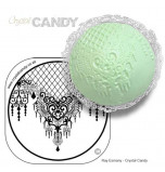 Crystal Candy® Lace Silicon Mould, VIRGINIA