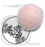 Crystal Candy® Lace Silicon Mould, TAYLOR ROSE