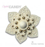 Crystal Candy® Brooch Silicon Mould, VIVACIOUS