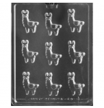 CHOCOLATE (Candy) MOULD | Bite-Size Llamas