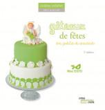 Gâteaux de fêtes en pâte à sucre (édition 2) | Nina Couto