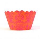 Lulu Orange / Rose Vif