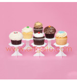 Mini Présentoirs Cupcakes, jeu de 6