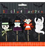 Party Picks Meri Meri® | 12 Halloween Party Picks