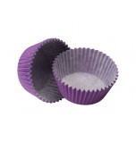 1 200 Cupcakes Baking Cases | Standard Size - Violet