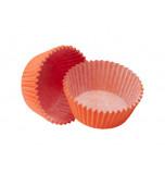 1 200 Cupcakes Baking Cases | Standard Size - Orange