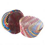 Caissettes de Cuisson Vestli House®, 40 Cupcakes - Petite Taille, Astrid