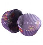 Caissettes de Cuisson Vestli House® Taille Standard, Hedda Violet