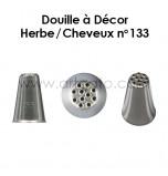 Douille à Décor | Herbe/Cheveux (#133)