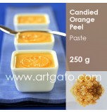 Candied Orange Peel Paste