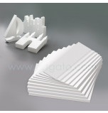 Polystyrene Tiles (10 Tiles 80 x 60 cm - 2 and 4 cm High)