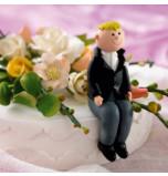 Marié ou Garçon d'Honneur Blond