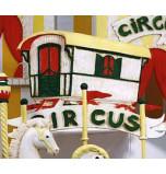 Panneau Cirque