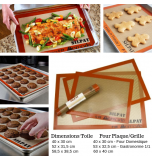 SILPAT - Non Stick Silicon Baking Mats