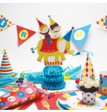 Circus Birthday Party Party Partners®