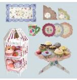 Collection Teatime Meri Meri ® | Ensemble complet