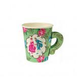 Collection Teatime Meri Meri ® | 12 Gobelets