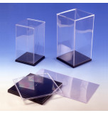 Folding Plastic Showcases