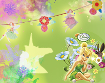 Anniversaire Licornes, Fées & Elfes