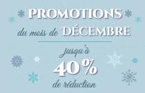 Promotions de Décembre