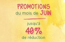 Promotions de Juin