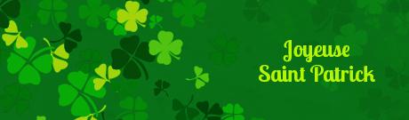 Sélection de la Saint Patrick